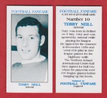 Arsenal Terry Neill 10 (FF3)